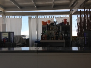 The 1st floor Bar
